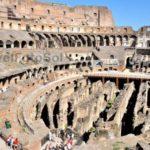 Вечный город Рим, Колизей. (Часть II)