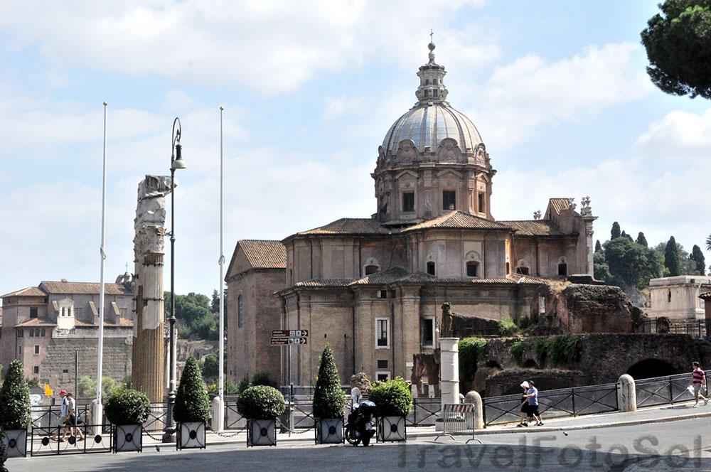 Вечный город Рим. (Часть III)
