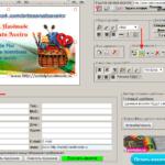 Визитная карточка сделать онлайн