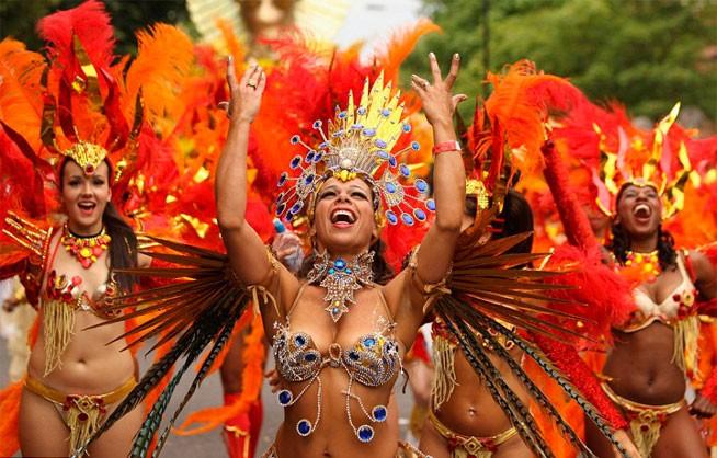 Карнавал – незабываемое красочное зрелище
