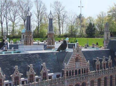 Мадуродам – парк миниатюр, Голландия