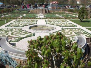 Мадуродам парк миниатюр Голландия