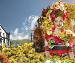 Остров Мадейра - Праздник Цветов