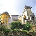 Синтра, Португалия — Замок Пена