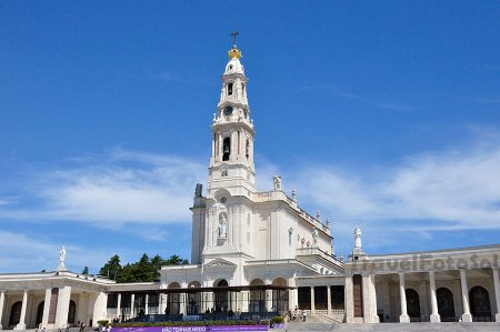 Фатима Португалия, святое место