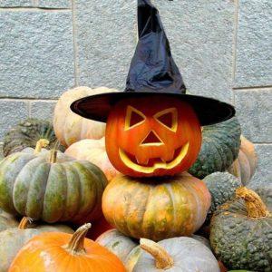 Хэллоуин праздник в канун Дня Всех Святых