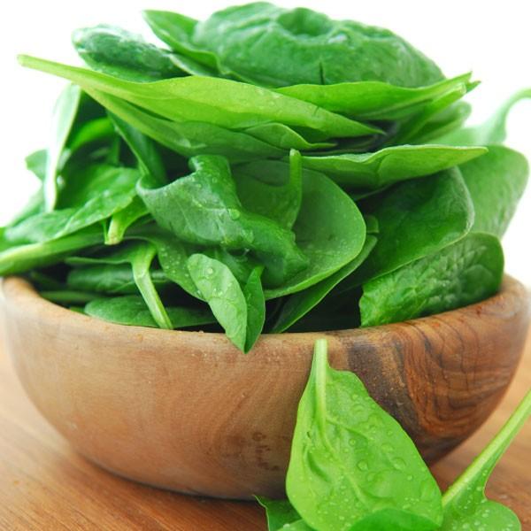 шпинат король овощей