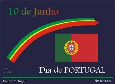 10 июня – День Португалии